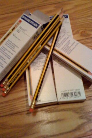ステッドラー鉛筆みつけた!