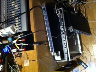 停電録音体制